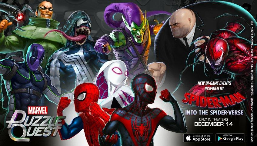 Marvel Puzzle Quest - Sinister 600 Event