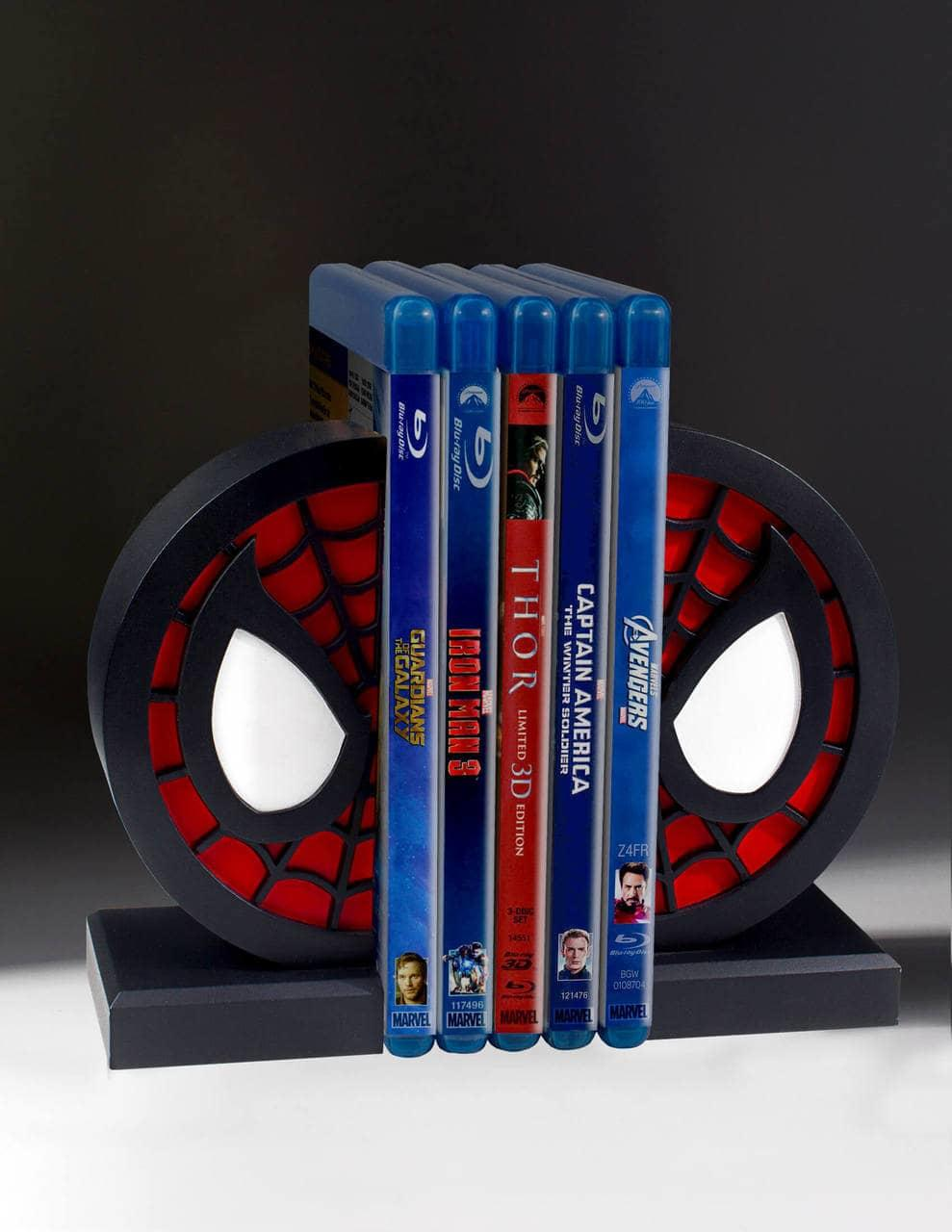 Spidey bookends