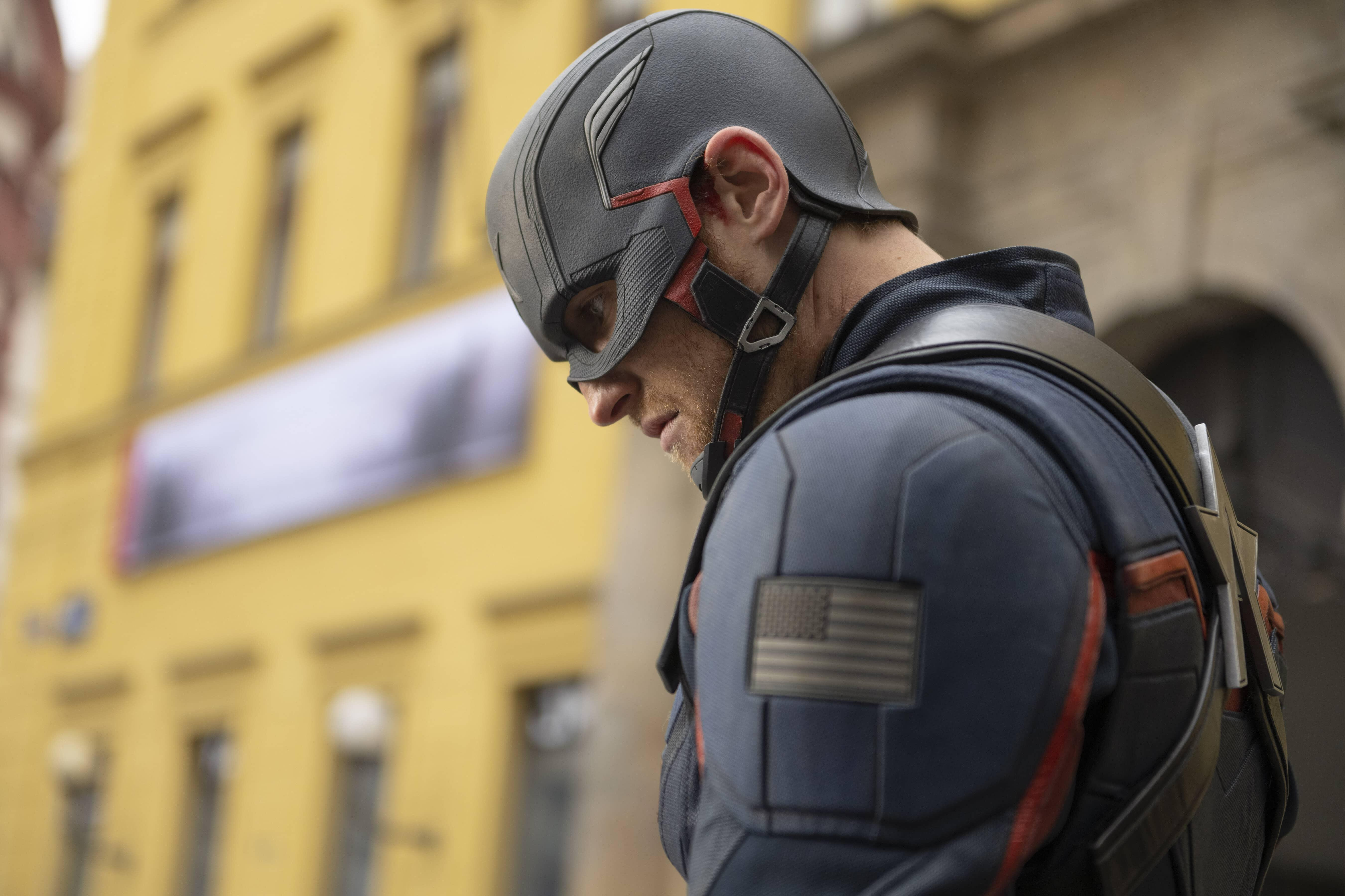 Marvel Studios' The Falcon and The Winter Soldier Episode 4 Guide - John Walker