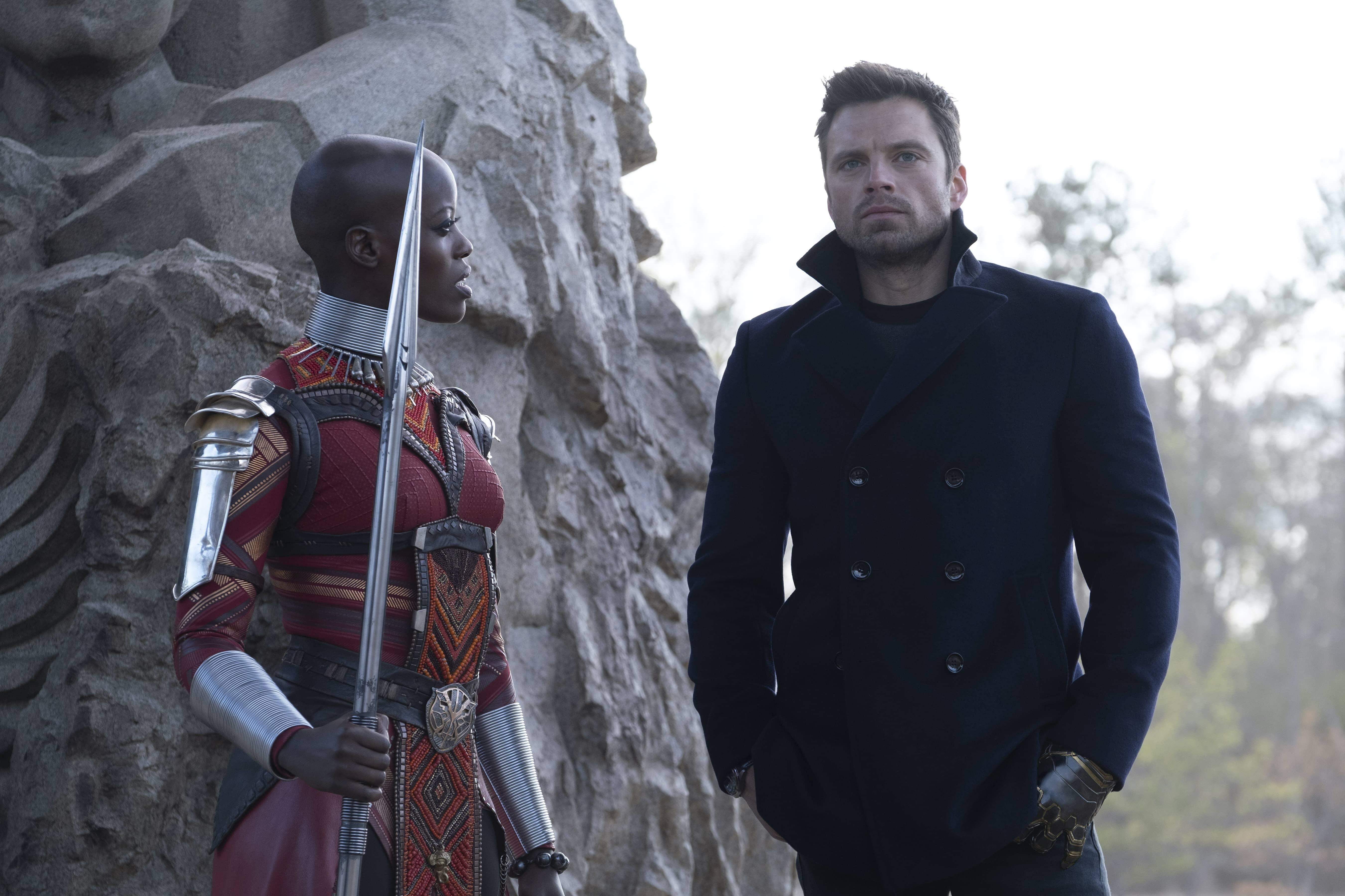 Marvel Studios' The Falcon and The Winter Soldier Episode 5 Guide