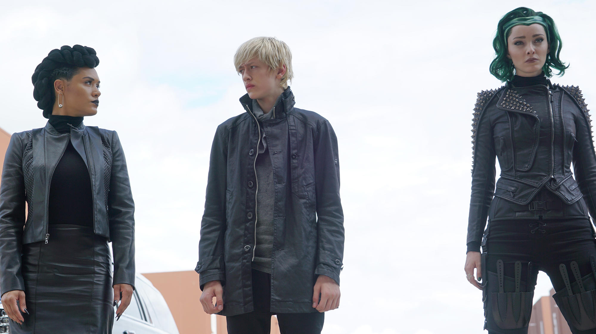 Photo from The Gifted