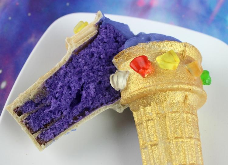 Thanos Infinity Cones - Cut
