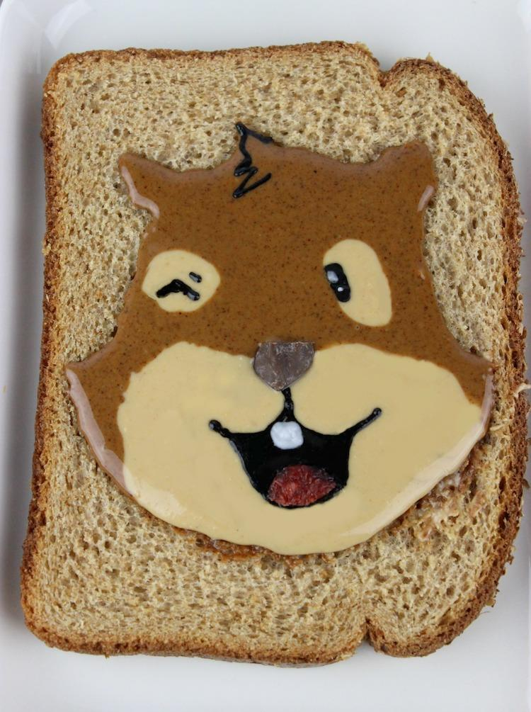 Marvel Rising - Tippy-Toe Toast Recipe