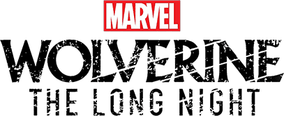 Wolverine: The Long Night Logo Black