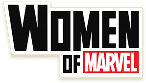 Women of Marvel Logo