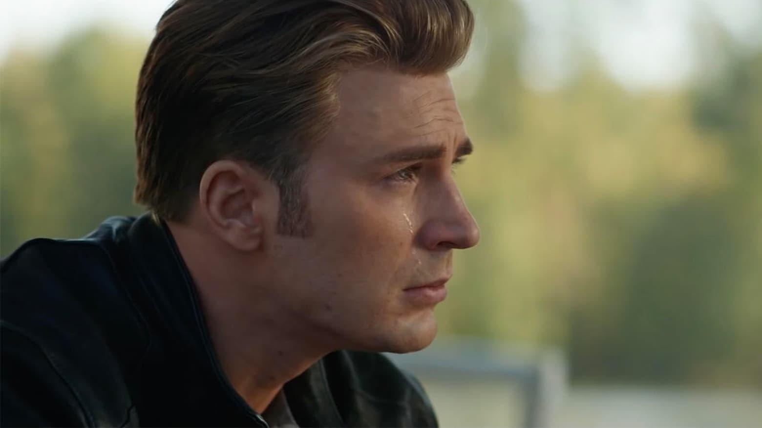 Captain America Sans Beard