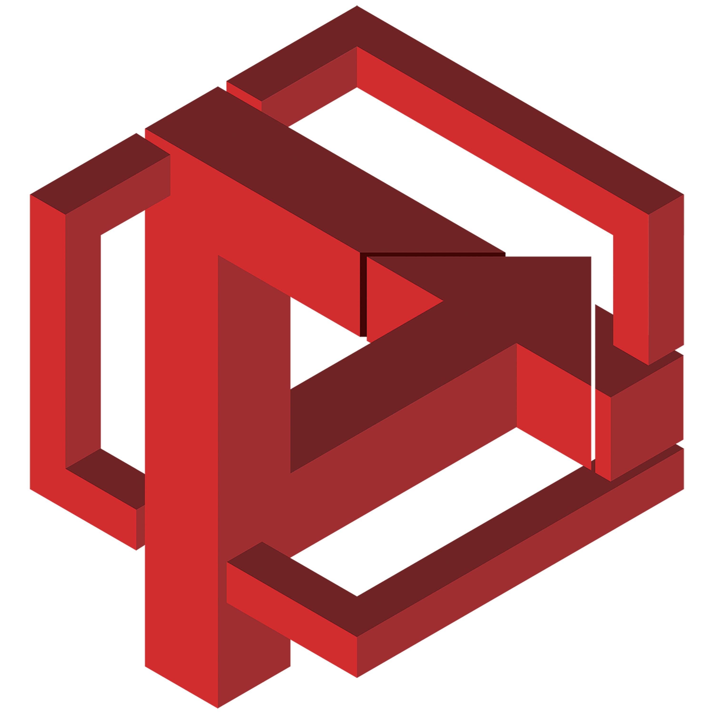 Avengers logo design by Frank Marullo