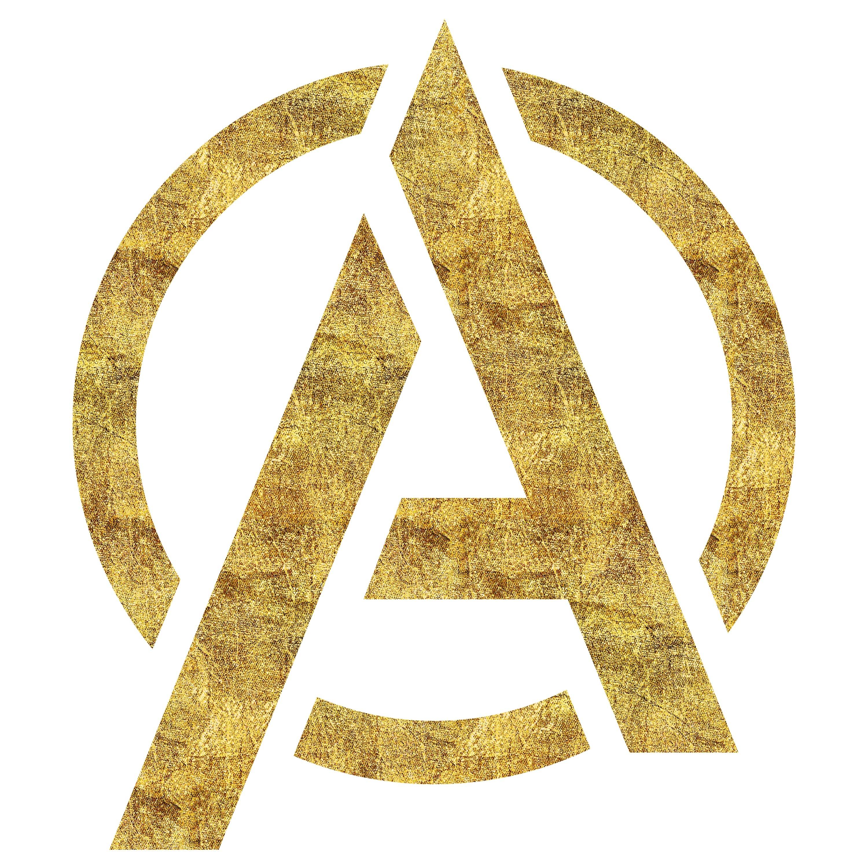 Avengers logo design by Ann Marie Lombardo