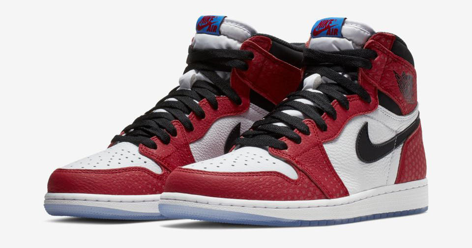 """Spider-Man: Into the Spider-Verse"" Air Jordans"