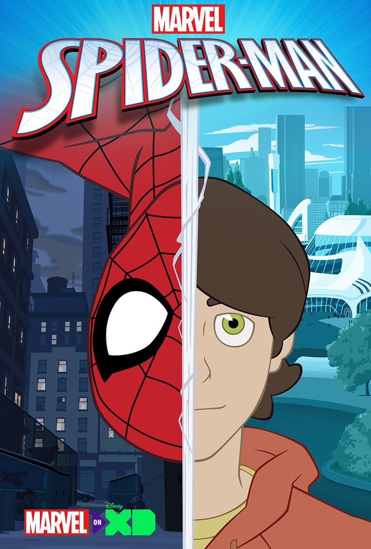 Marvel S Animated Spider Man 2018 Season 2 Marvel Marvel