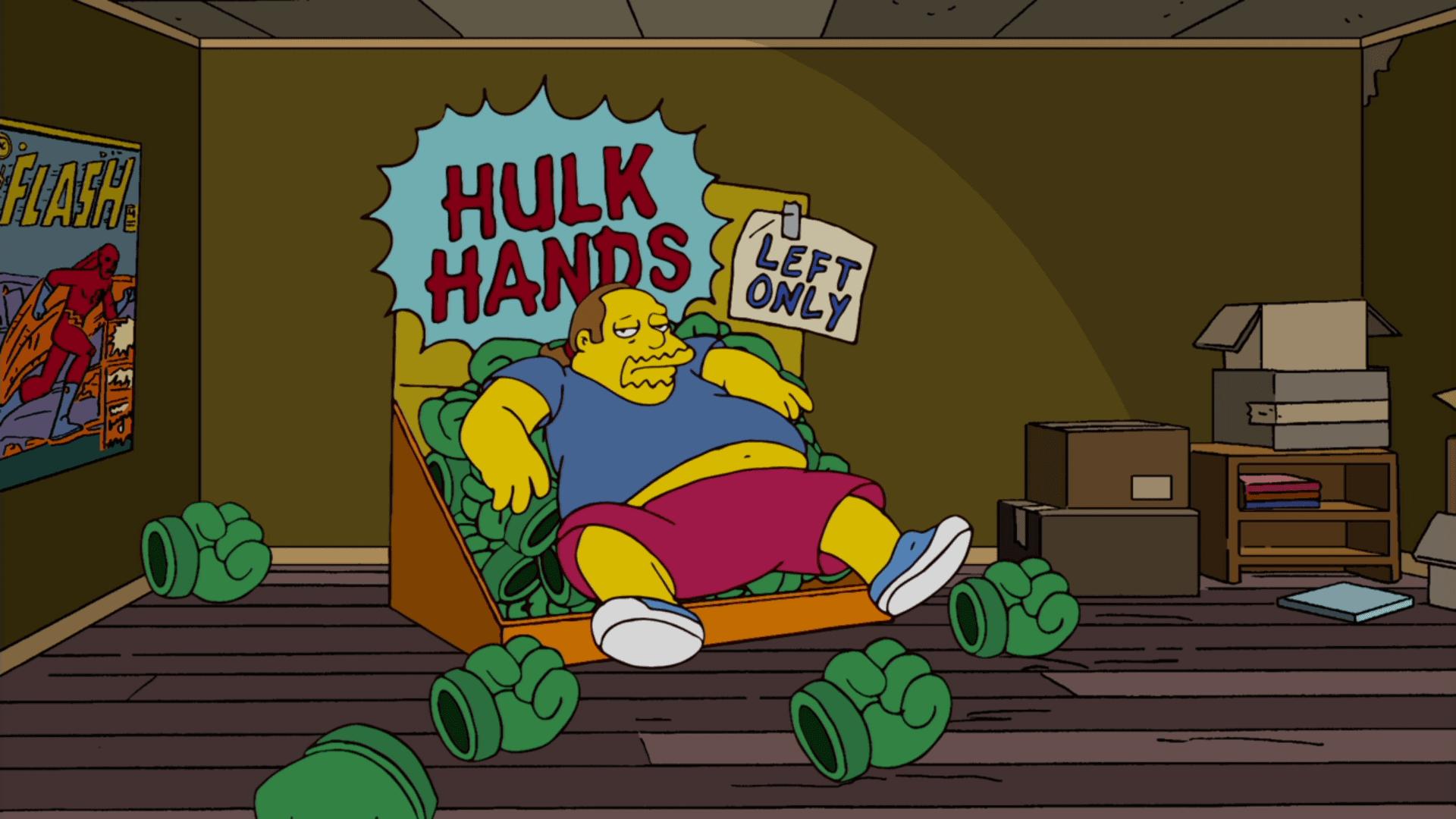 The Simpsons, Season 21 Episode 1 | Disney+