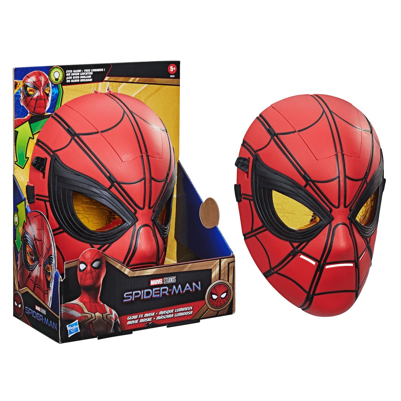 Spider-Man Glow FX Mask