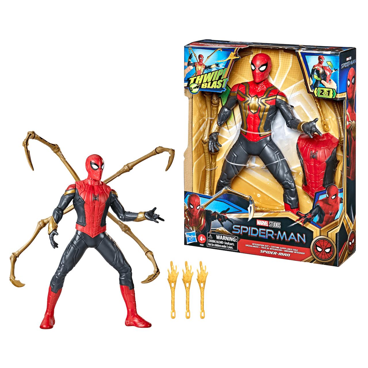 Spider-Man Web Gear Figure