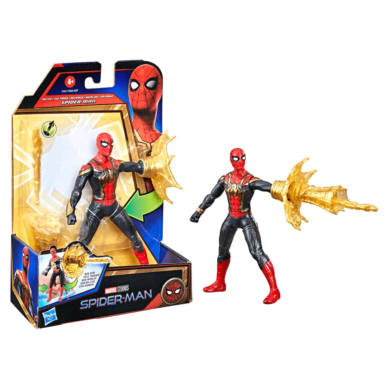 """Spider-Man 6"""" Iron Spider Integration Suit"""