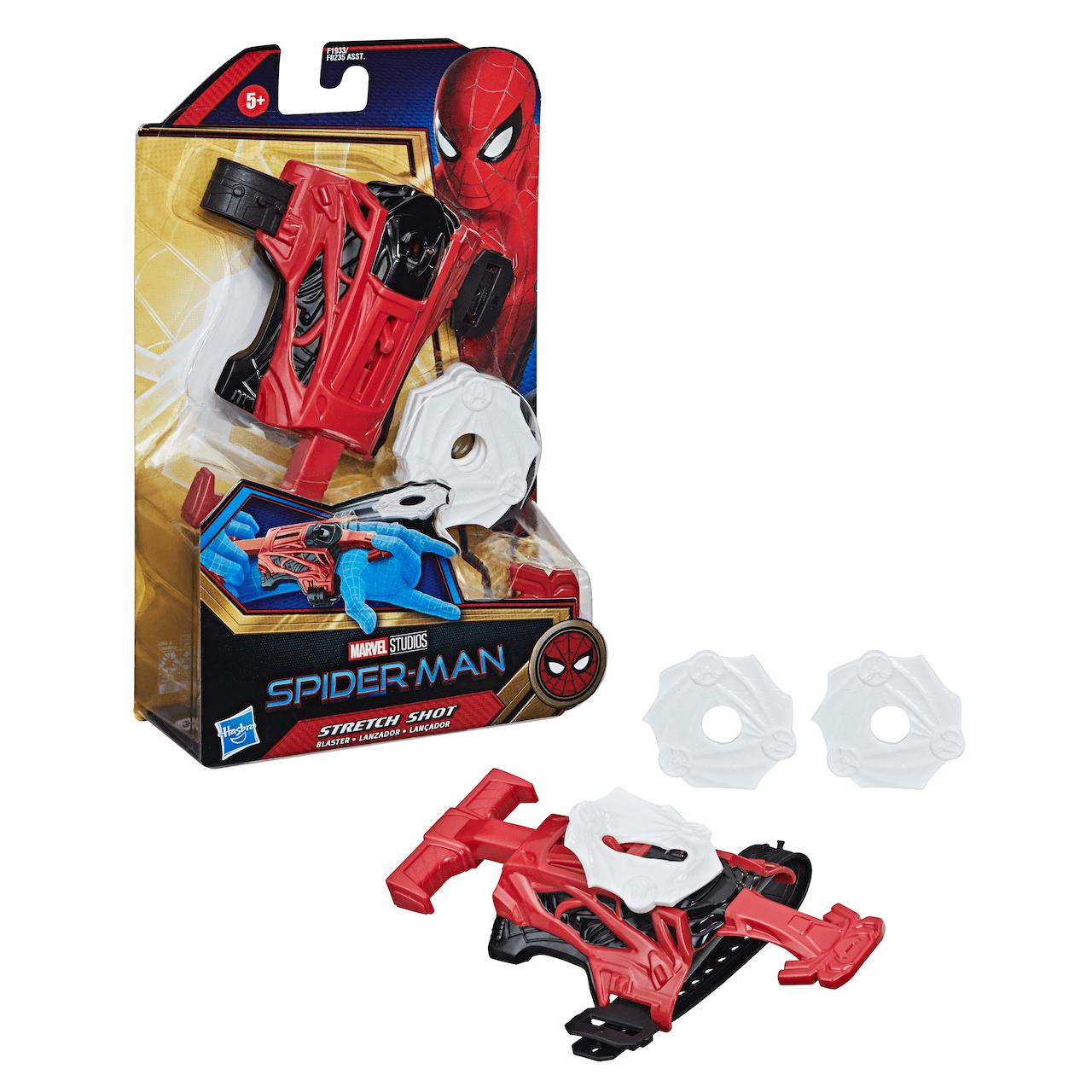Spider-Man Hero Blaster Red and Black