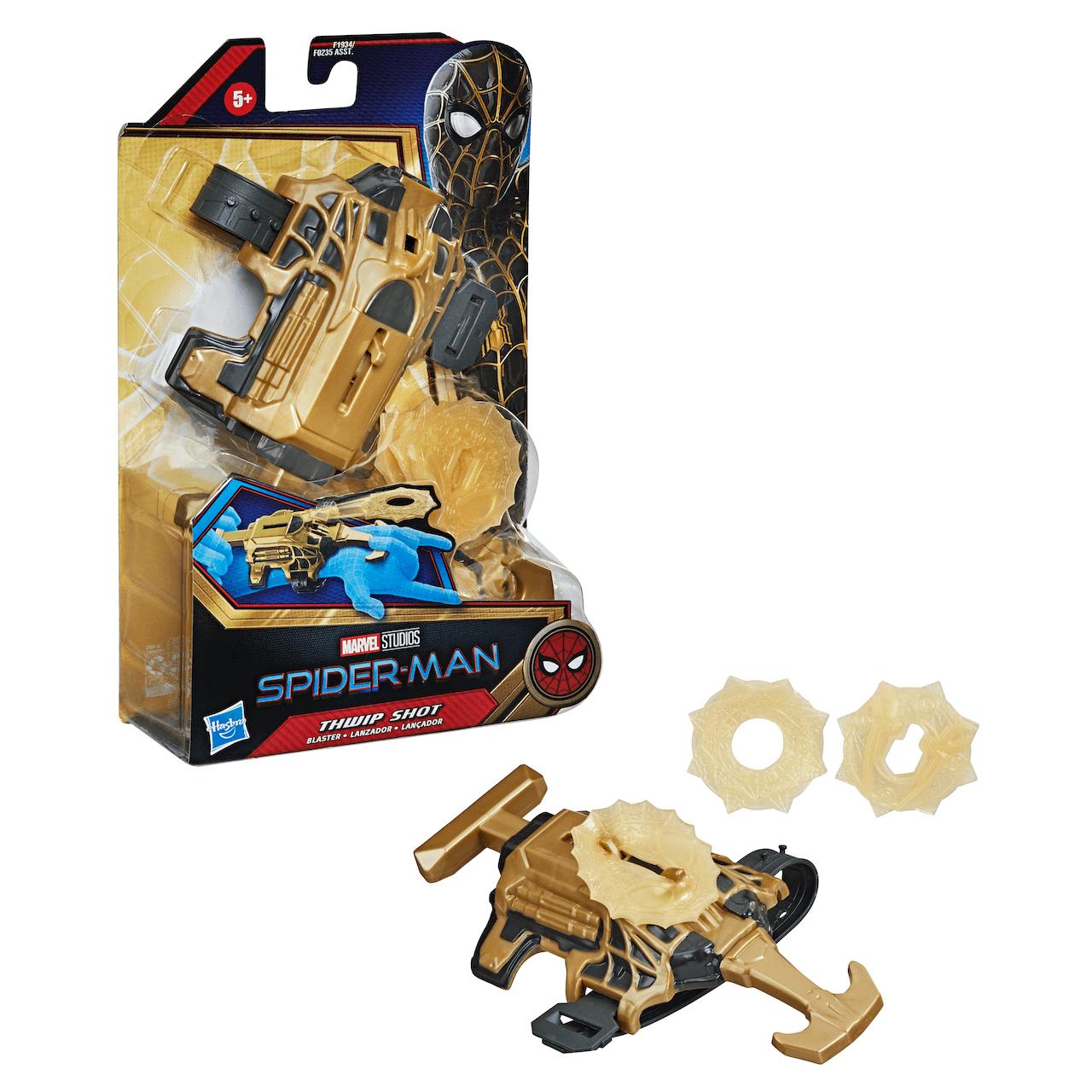 Spider-Man Hero Blaster Black and Gold