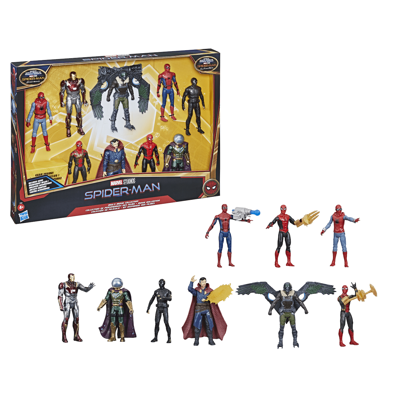 Spider-Man - Multi-Movie Figure Collection