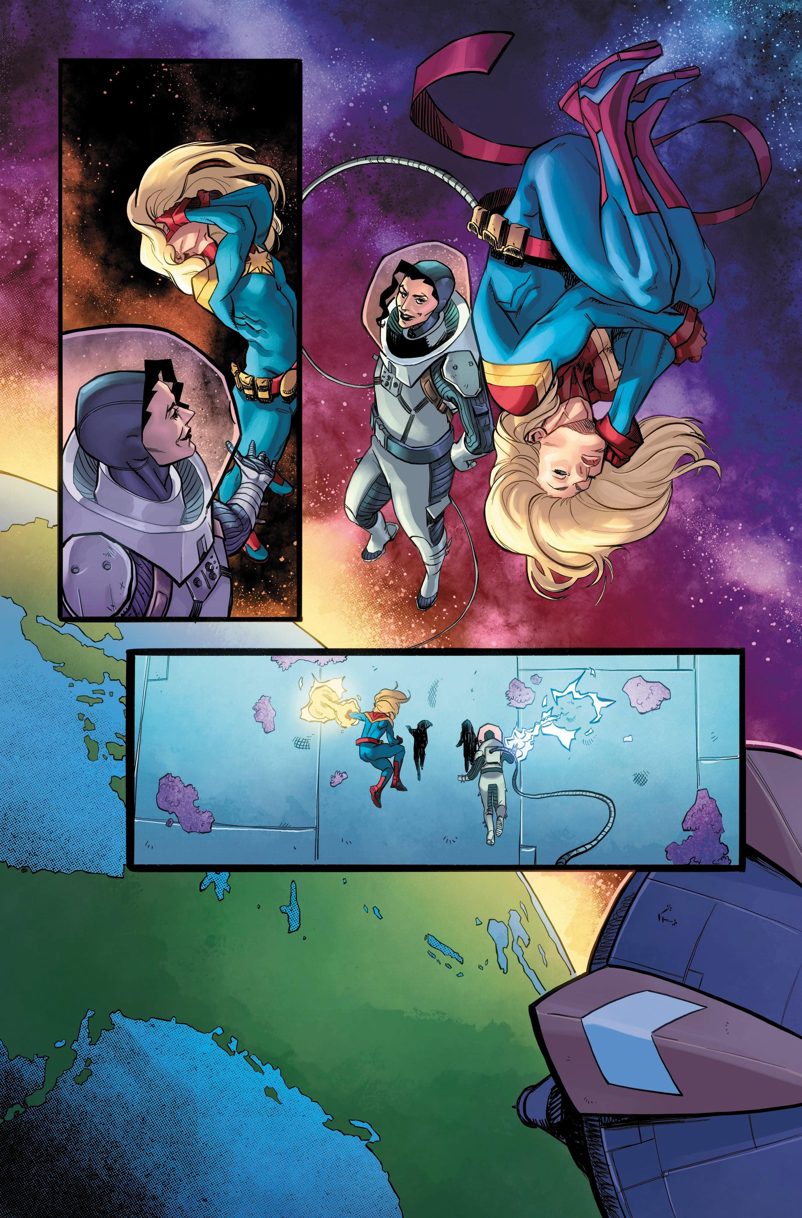 Fearless' #1 Is the First Chapter of Marvel's Female-Driven