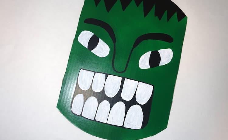 Sakaar Champion Hulk Mask