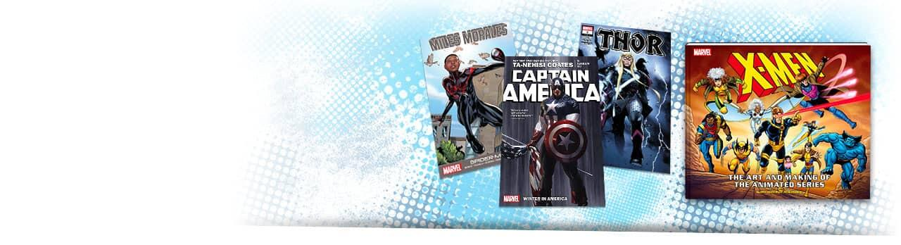 Chances to win Insider-only giveaways for Marvel merch