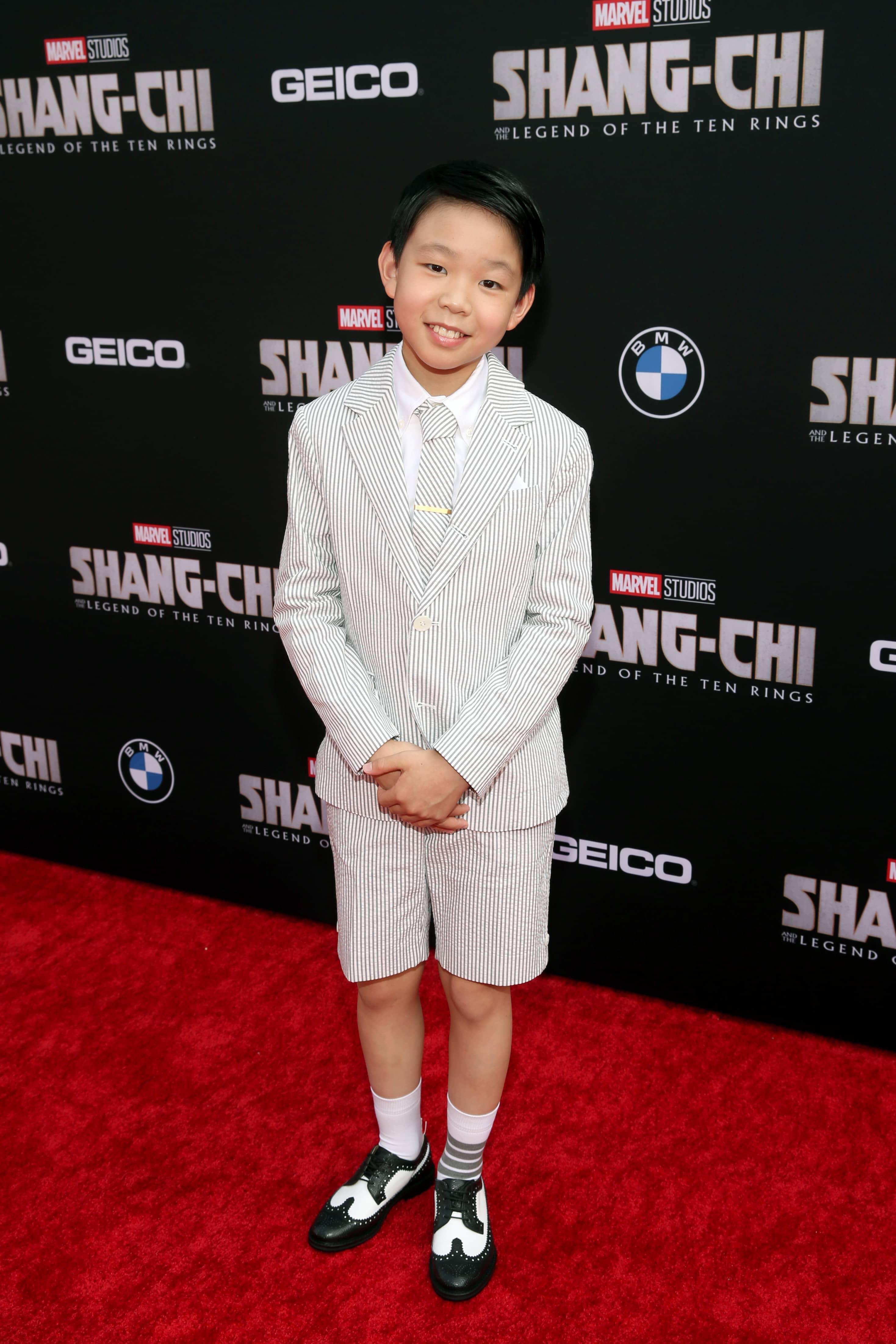 'Shang-Chi and the Legend of the Ten Rings' World Premiere