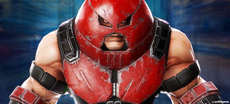 Marvel Strike Force - Juggernaut