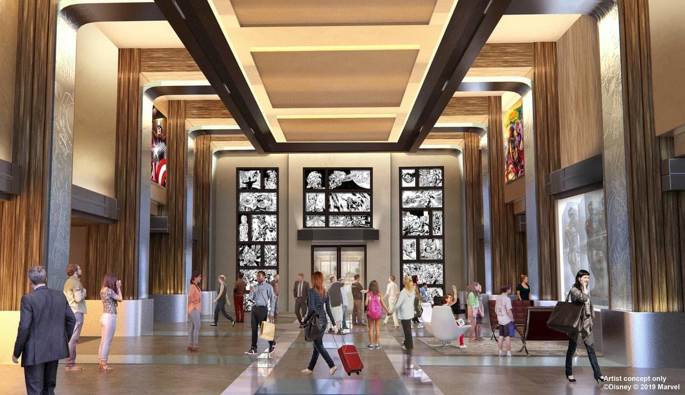 Disney's Hotel New Yrok