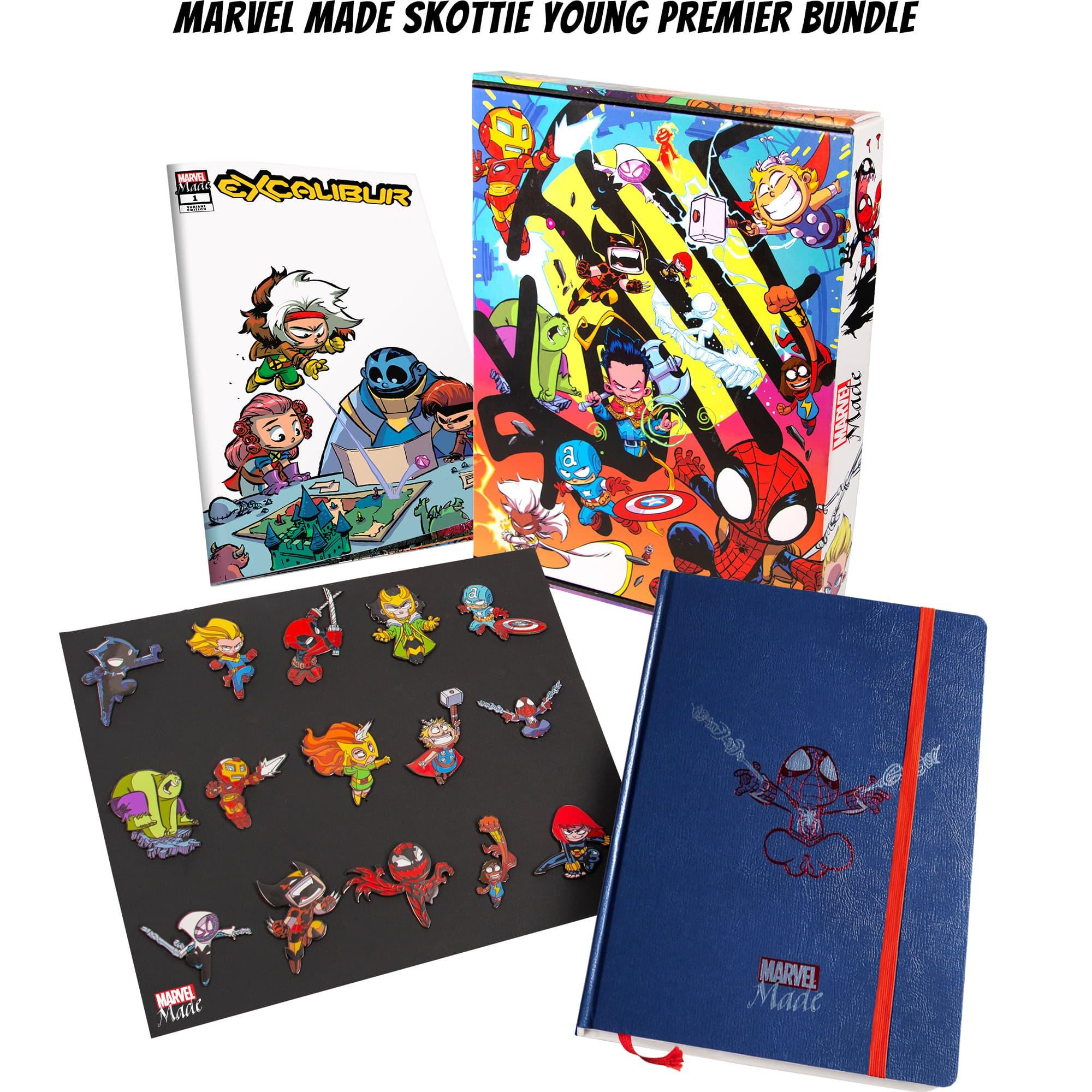 Marvel Made Skottie Young Premier Bundle