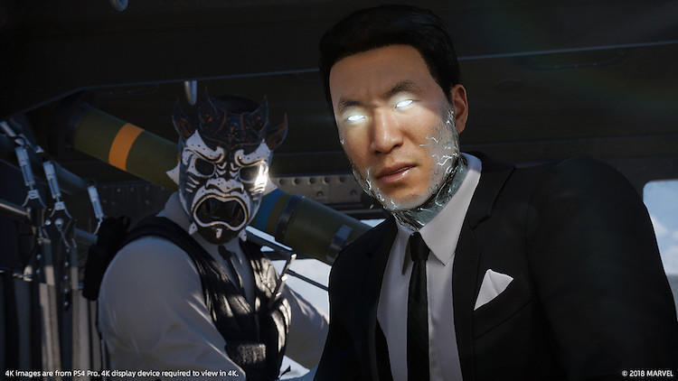 Marvel's Spider-Man PS4 Game Villain: Mister Negative