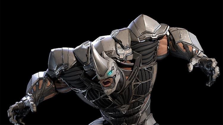 Marvel's Spider-Man PS4 Game Villain: Rhino