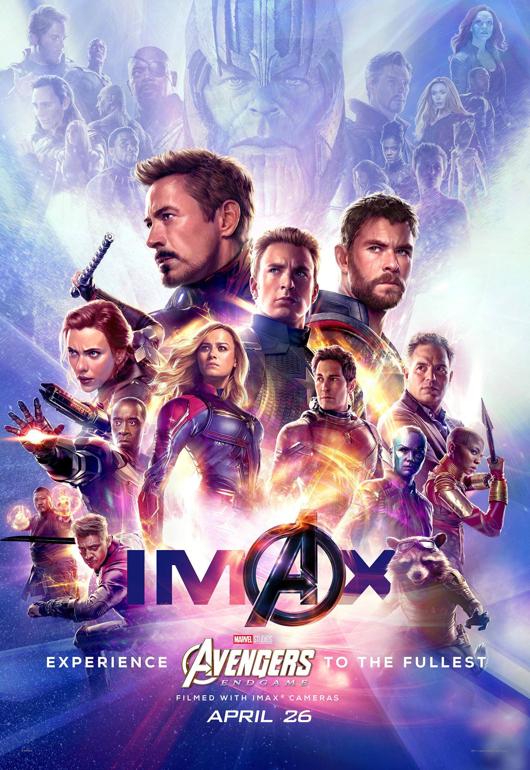 Grab Your Tickets For Marvel Studios Avengers Endgame And Get