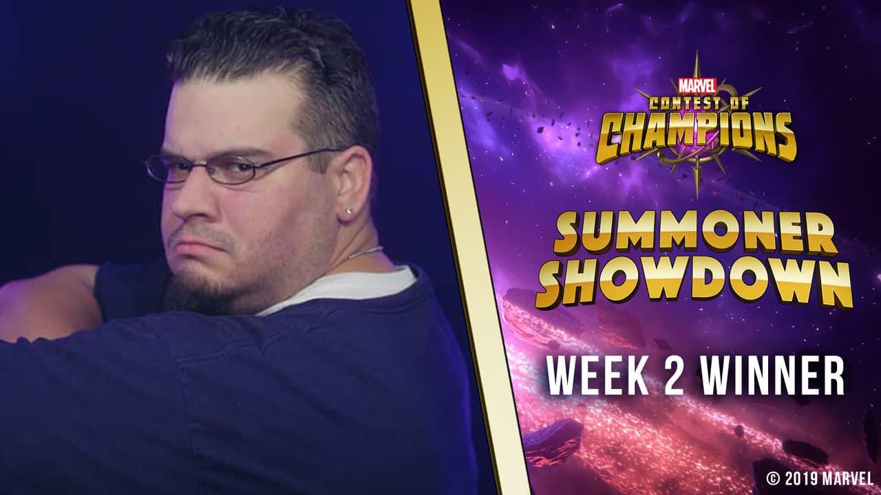 Marvel Contest of Champions: Summoner Showdown | Week 2 Winner