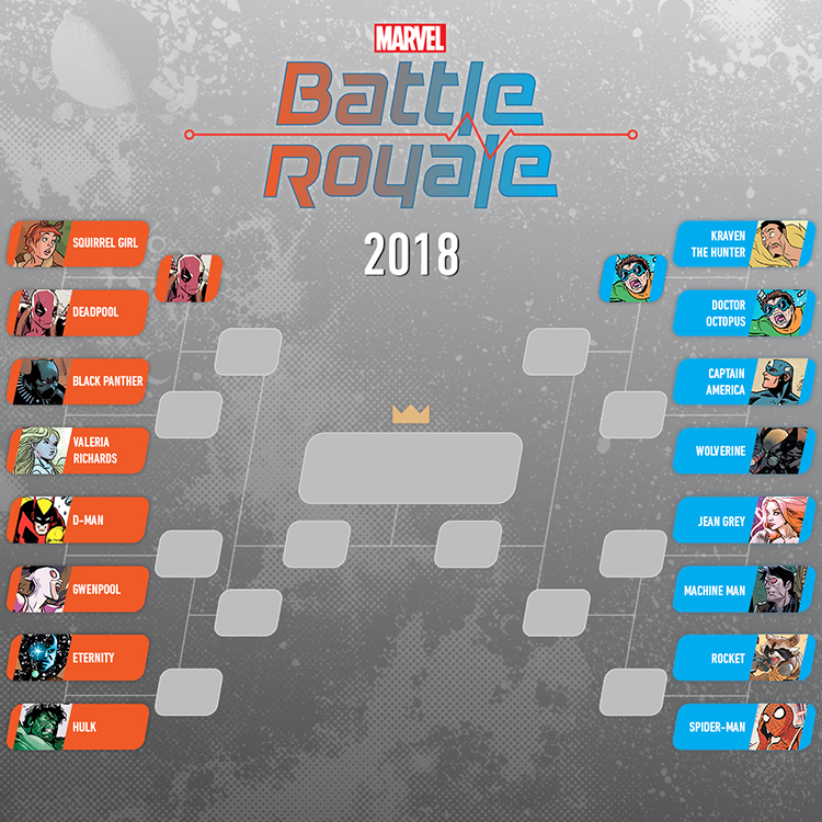 Battle Royale 2018