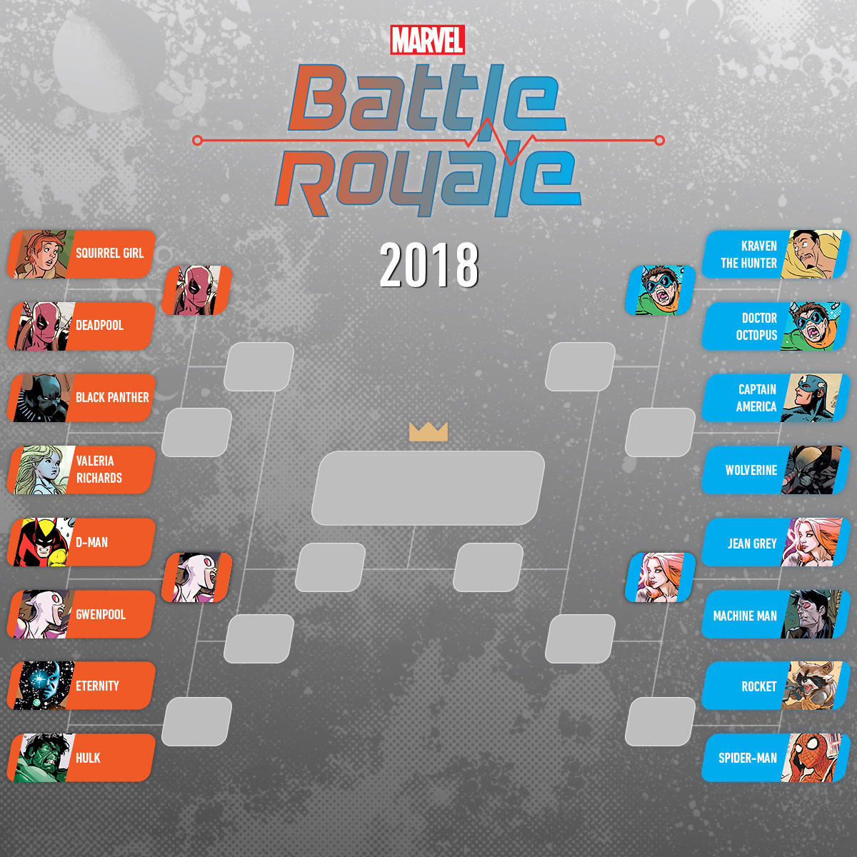 Marvel Battle Royale
