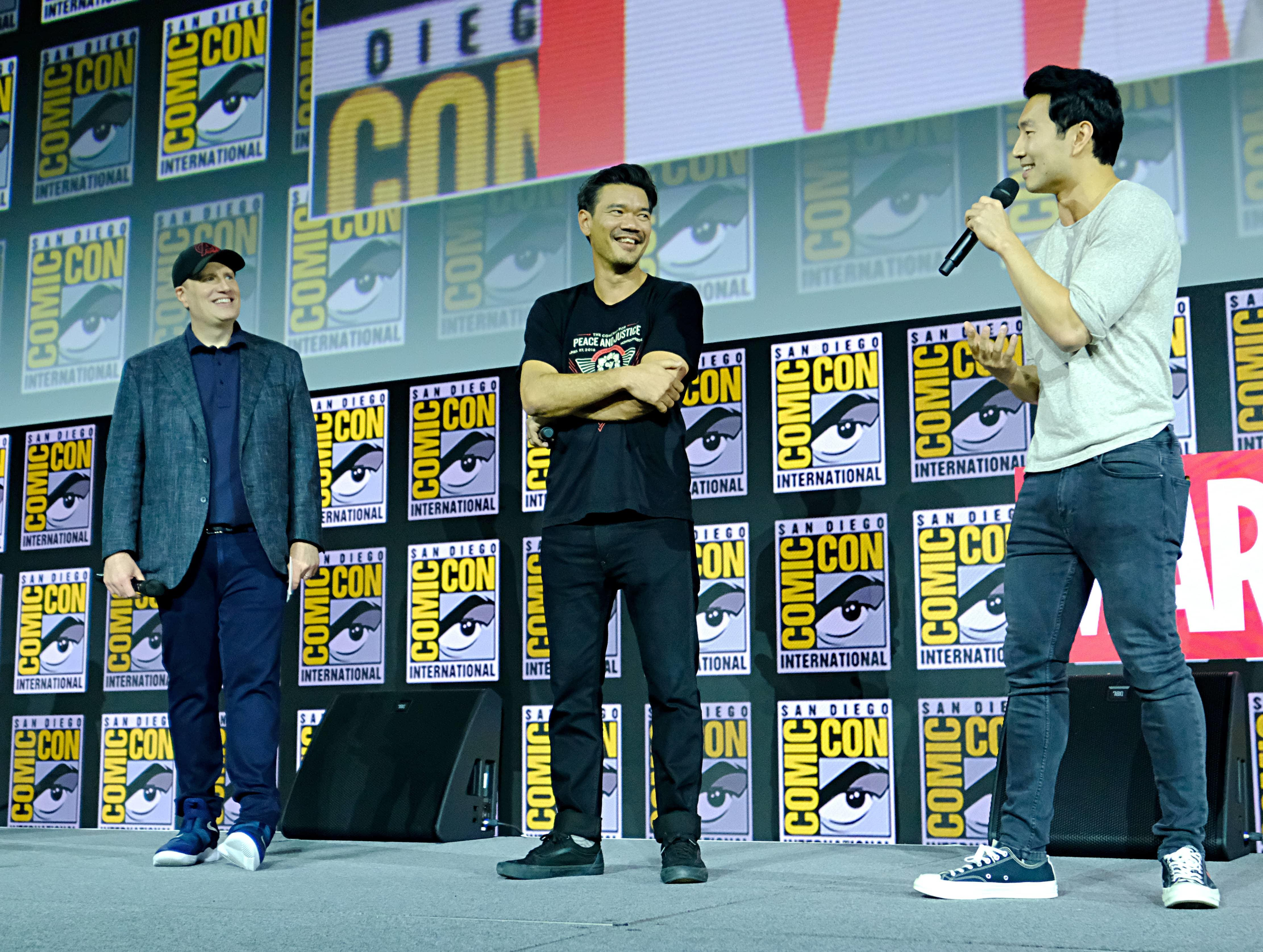SDCC 2019: Marvel Studios' 'Shang-Chi and the Legend of the Ten Rings'  Announced and Cast Revealed | Marvel