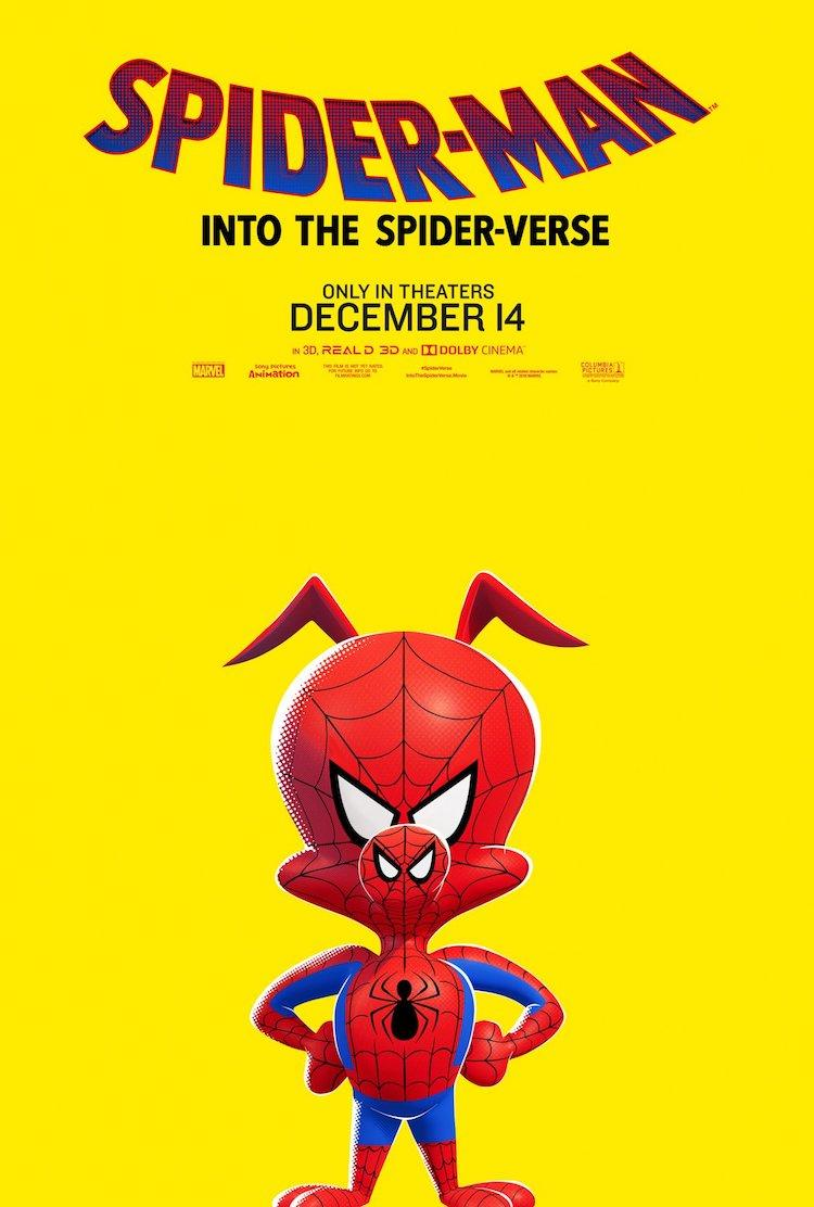 Spider-Man: Into the Spider-Verse -- Spider-Ham Character Poster