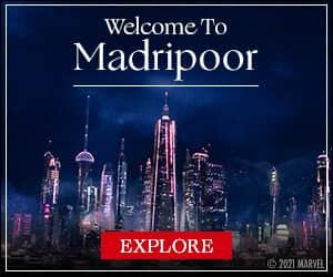 Welcome to Madripoor EXPLORE