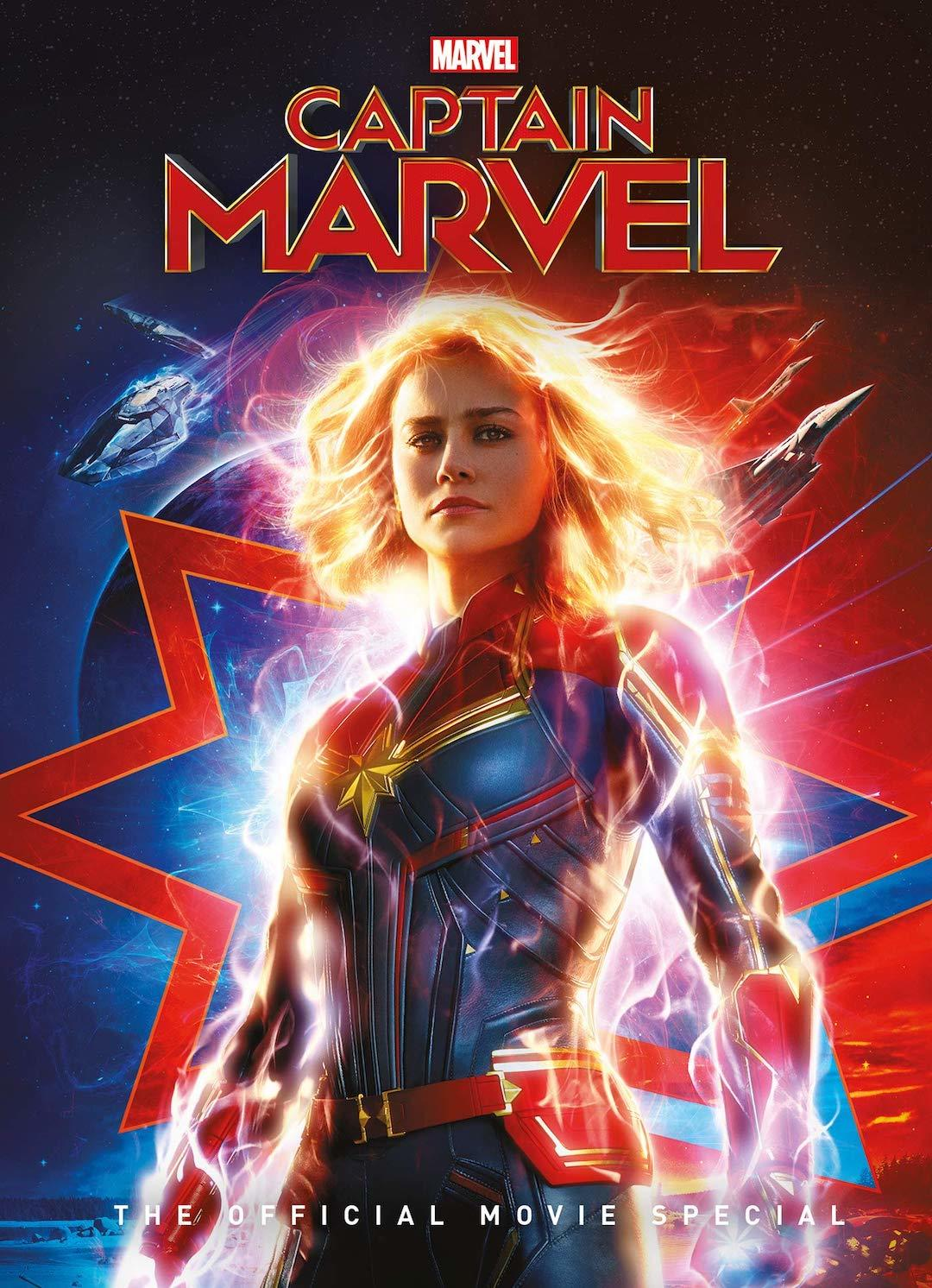 What Have We Learned About Special >> 7 Things We Learned In Captain Marvel The Official Movie Special