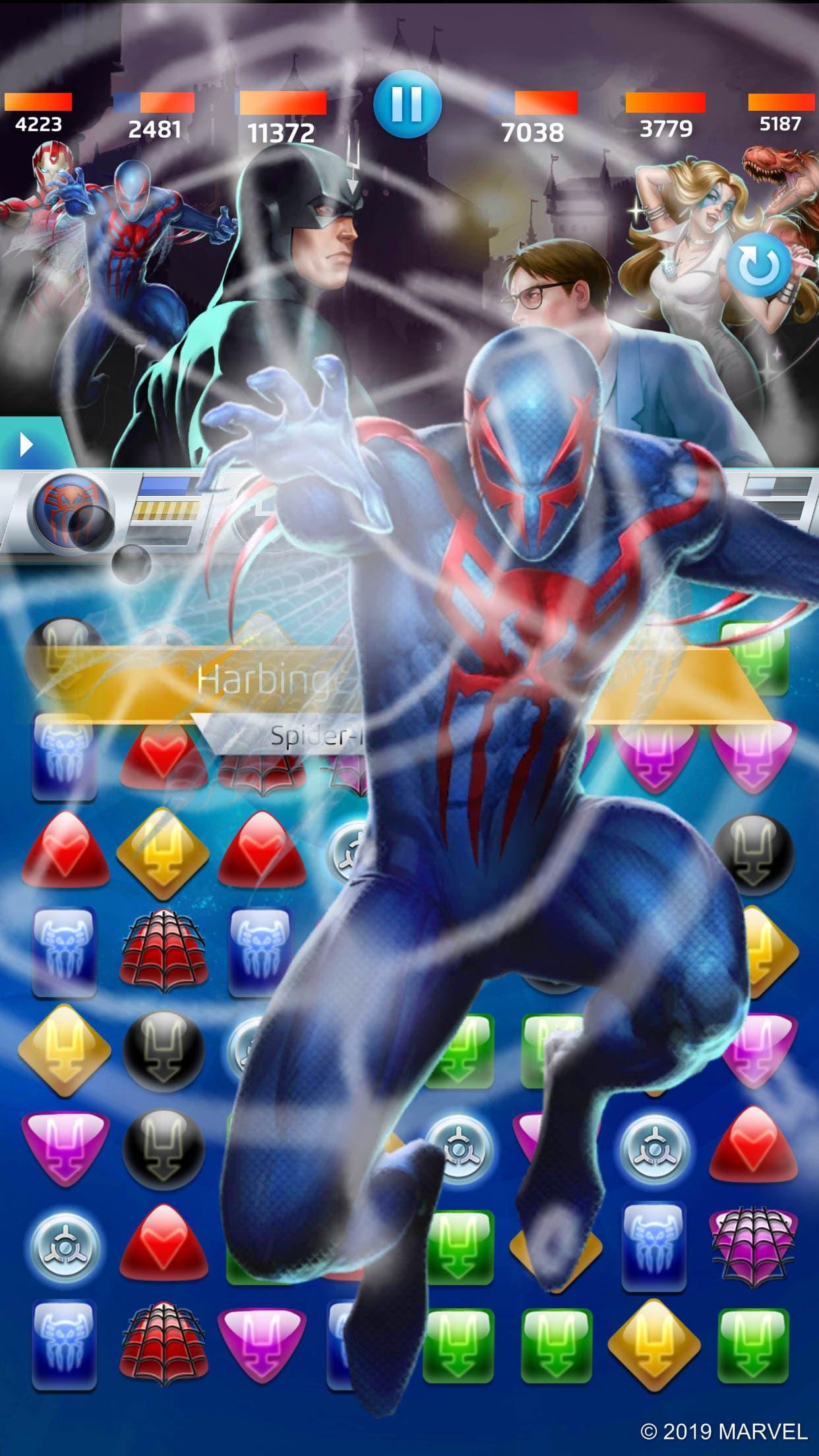 Spider-Man 2099 heroes
