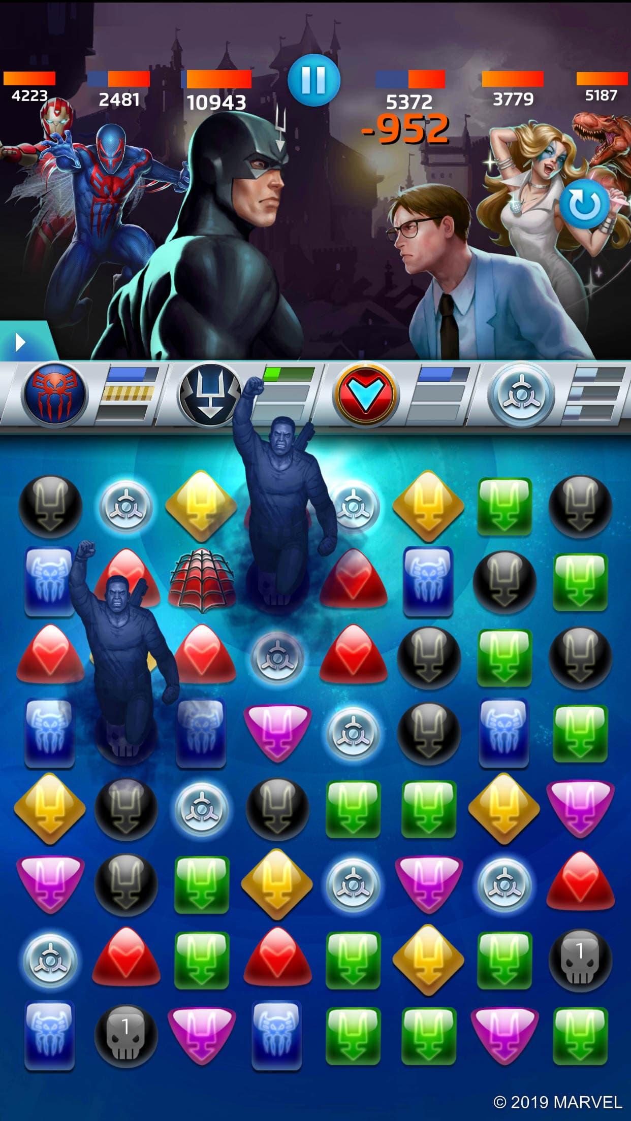 Spider-Man 2099 uprising