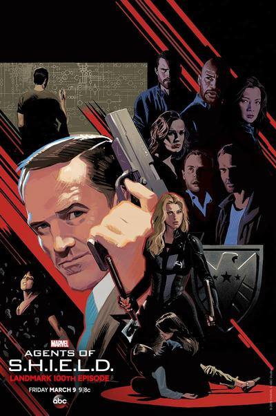 Marvel's Agents of S H I E L D : The Road to 100': Season 2