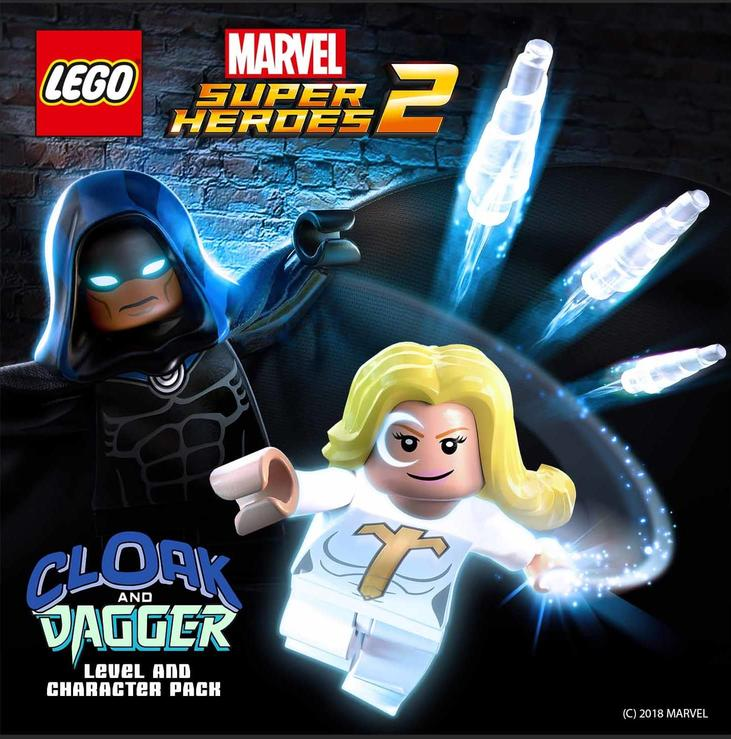 pick up the lego marvel super heroes 2 �cloak amp dagger