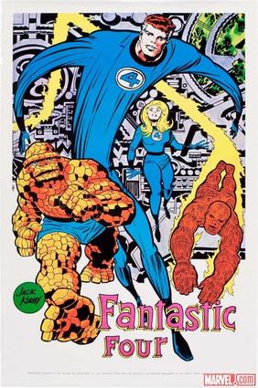 4. The Fantastic Four
