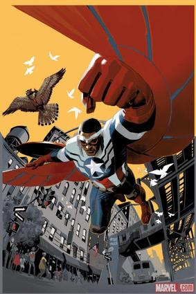 Captain America, Sam Wilson