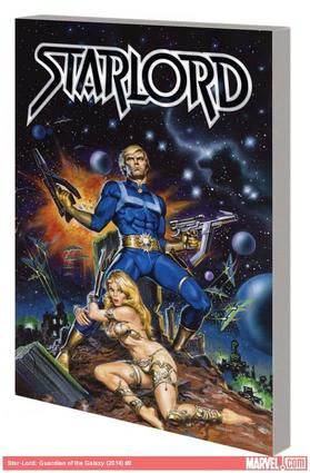 STAR-LORD: GUARDIAN OF THE GALAXY TPB