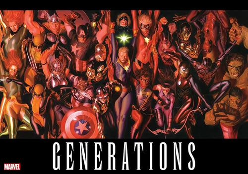 Generations by Alex Ross