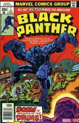 10. The Black Panther