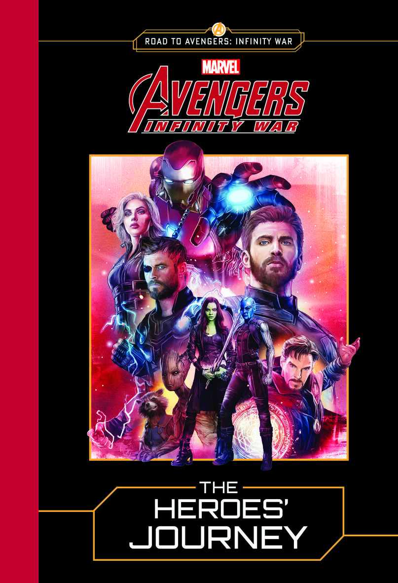 five books to get your kids ready for marvel studios u2019  u2018avengers  infinity war u2019