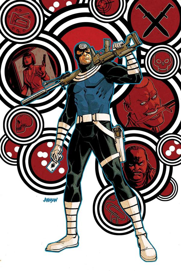 Bullseye by Dave Johnson