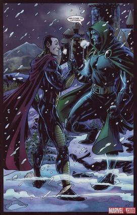 Doctor Doom & Namor